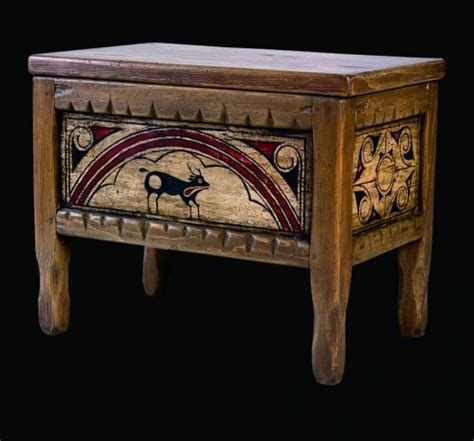 Pueblo Chest Southwest Furniture Santa Fe Style