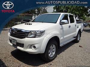 Toyotas Hilux Usados En Guatemala