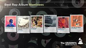 Best Rap Album Nominees | The 59th GRAMMYs - YouTube