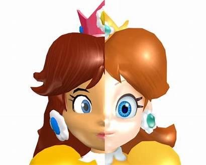 Daisy Princess Mario Nintendo 64 Fanart Kart