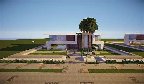 """sway"" A Medium Sized Modern House Minecraft Project"