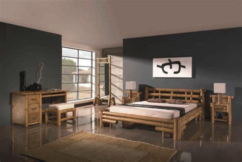 chambre bambou le lit en bambou authenticité et touche archzine fr