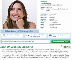 funny online dating profile ideas