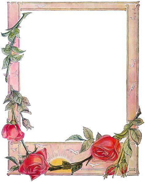 magic moonlight  images flower vintage cards blank