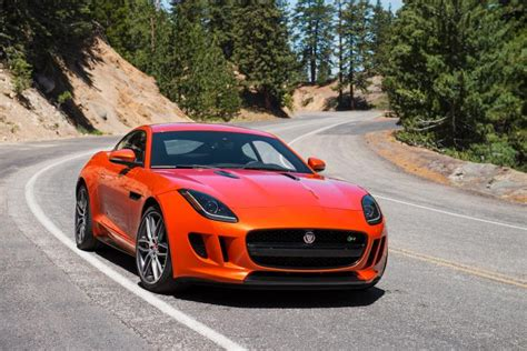 2015 Jaguar F-type Coupe Is Already A British Sports Car
