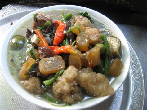 cuisine laos lao food pork stew