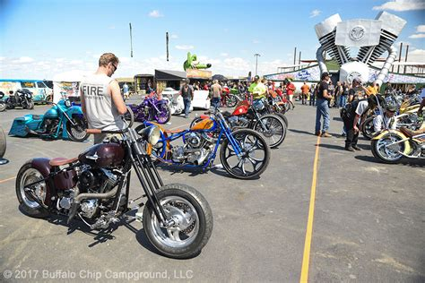 Custom Motorcycles Compete At