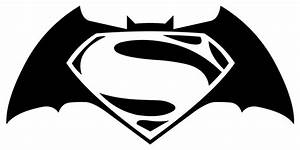 Batman vs Superman high res png logo by otrixx on DeviantArt