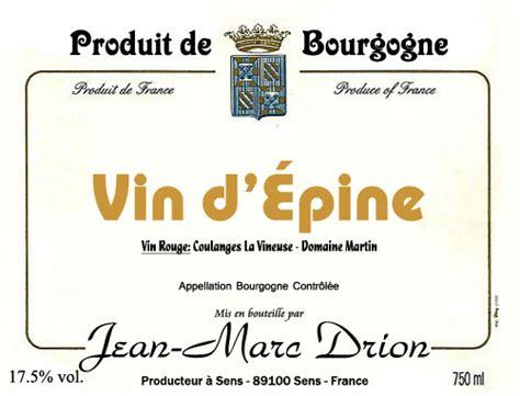 cuisine été recette vin d 39 épine artisanalife production familliale