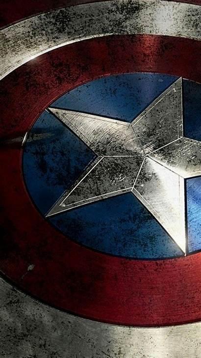 Marvel America Captain Screen Broken Cool Locked