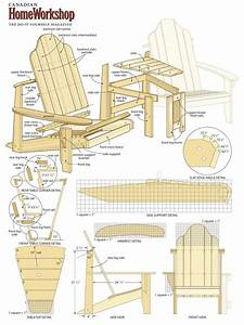 Double Muskoka Chair Plans - WoodWorking Projects & Plans