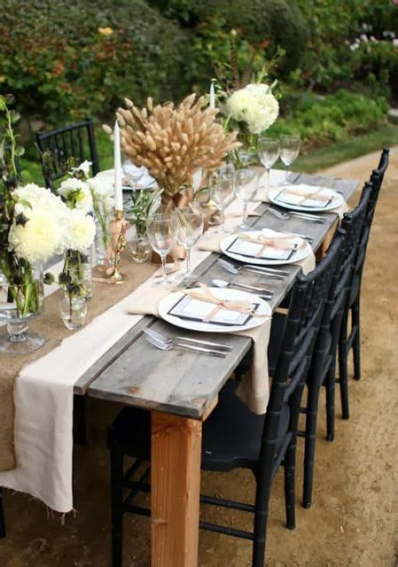 thanksgiving outdoor table decorations 30 outdoor thanksgiving dinner décor ideas digsdigs