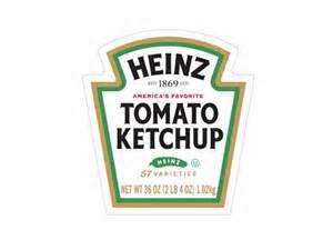 Heinz Ketchup Logo