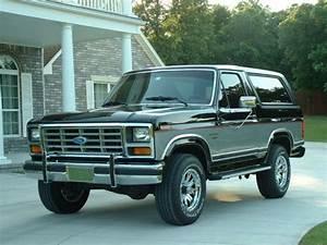 1986 Ford Bronco Xlt Sport Utility 2