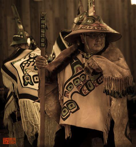 tlingit potlatch  behance