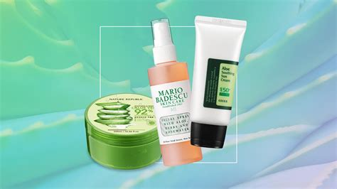 Aloe Vera Gel Products The Philippines