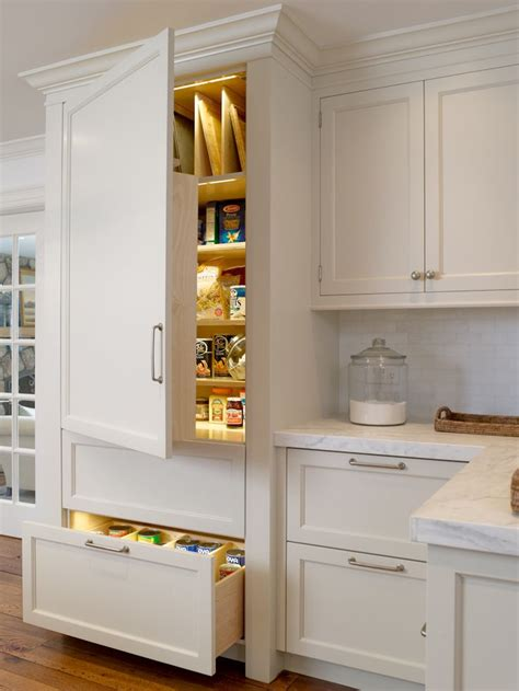 pantry style kitchen cabinets yes please love the drawers instead of lower cabinet