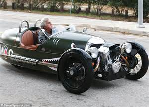 Jay Leno Takes His British Fighter Plane Inspired Morgan