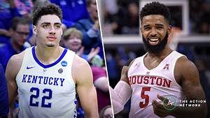 Tournament Bracket Calculator Kentucky Vs Houston Betting Guide Pj Washington 39 S Injury
