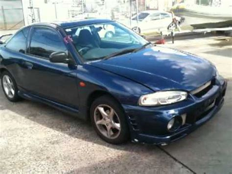 Mitsubishi 2 Door Coupe by 2002 Mitsubishi Ce Lancer 2 Door Coupe Wrecking Now Mov