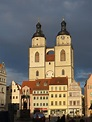 Stadtkirche Lutherstadt Wittenberg - Wikiwand