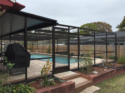 patio screen repair ta fl modern patio