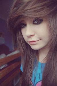 emo bangs with curly hair - Google Search | hair | Emo ...