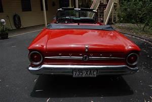1963 Ford Futura Converitble - Jcw5029826