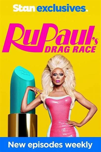 Rupaul Drag Race Season Stan Poster Rupauls