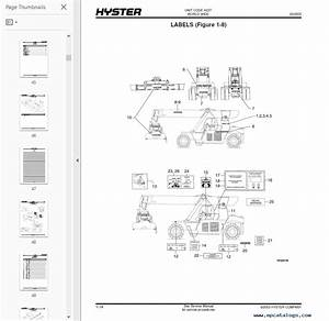 Download Factory Hyster Parts Manuals 2017 For Europe Region
