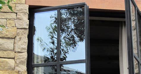 Thermally Broken Steel Swinging Doors & Windows