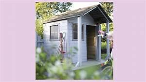 Cabane Enfant Leroy Merlin : une cabane pour enfants dans le jardin ~ Melissatoandfro.com Idées de Décoration