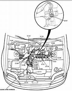 92 Civic D15 Engine Harness Diagram
