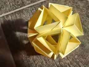 Origami Twin Boat Video by Naše Origami Twin Edges A Twin Boat Modular Modules