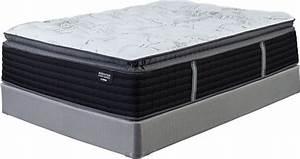 manhattan design district plush pillow top white cal king With best plush king size mattress