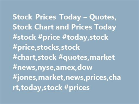 ideas  dow jones stock price  pinterest djia stock price dow jones stocks