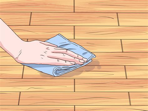 How to Clean Sticky Hardwood Floors: 9 Steps (with Pictures)