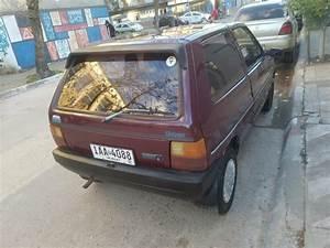 Fiat Uno-cs 1997 Bordeaux 3 Puertas