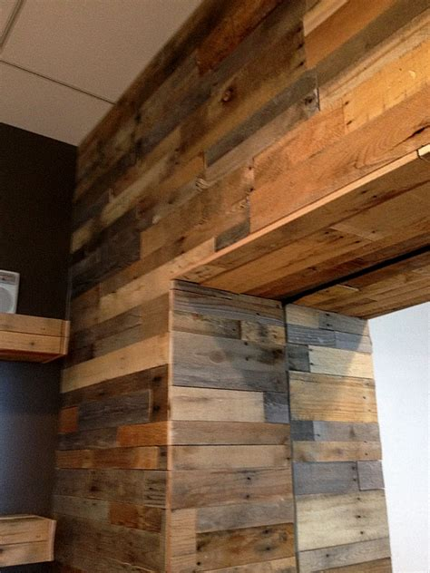 reclaimed wood paneling reclaimed pallet wood paneling sustainable lumber company 1746