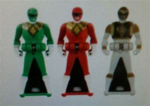 Images of Upcoming Power Rangers Super Megaforce Ranger ...