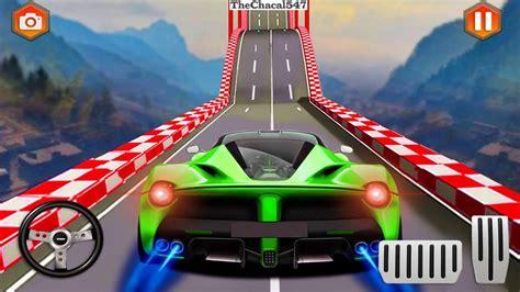 Descargar juegos de autos para computadora : Juegos de Carros para Niños - Impossible Car Tracks - YouTube