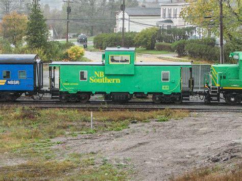 NB Southern Railway Caboose NBSR 422990   Traingeek