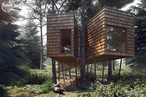 nuno silva tree house  srw
