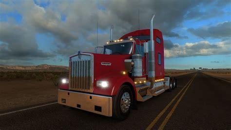 american truck kenworth kenworth w900 soon in american truck simulator american