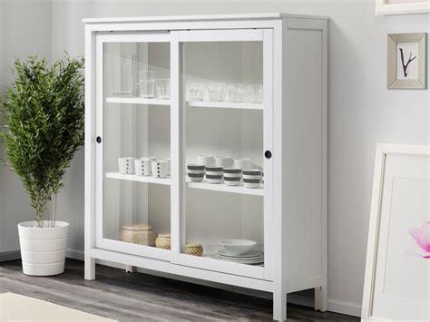 meuble vitrine pas cher excellent comforium vitrine moderne cm avec placard chne gris et blanc