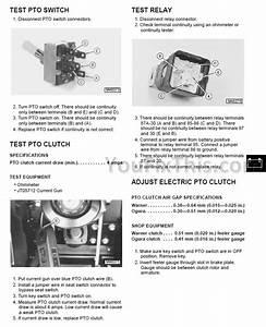 John Deere 4500 4600 4700 Repair Manual  Compact Utility