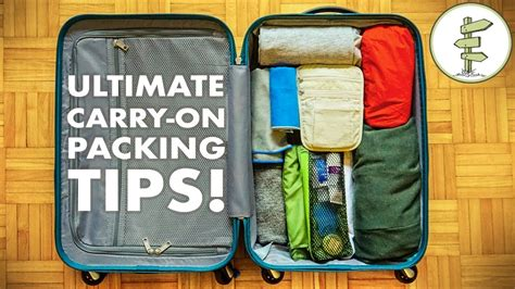 Minimalist Packing Tips And Hacks Travel Light With Only