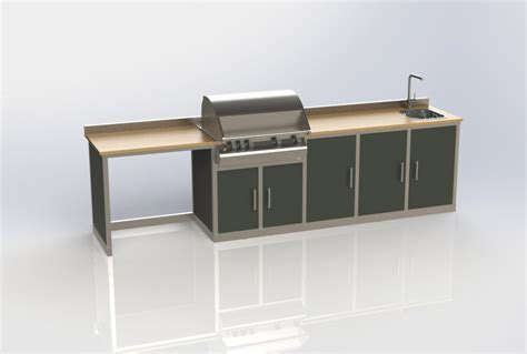 Outdoor Cabinets Perth by About Us Outdoor Kitchens Perth Em Fab
