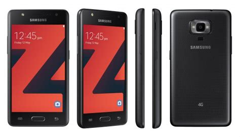 samsung z4 tizen powered 4g smartphone launched at rs 5 790 techvorm