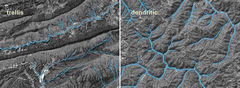 Trellis Drainage Pattern « Design Patterns